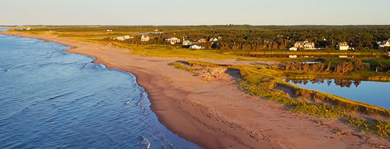 photo of beach near Morell, PEI